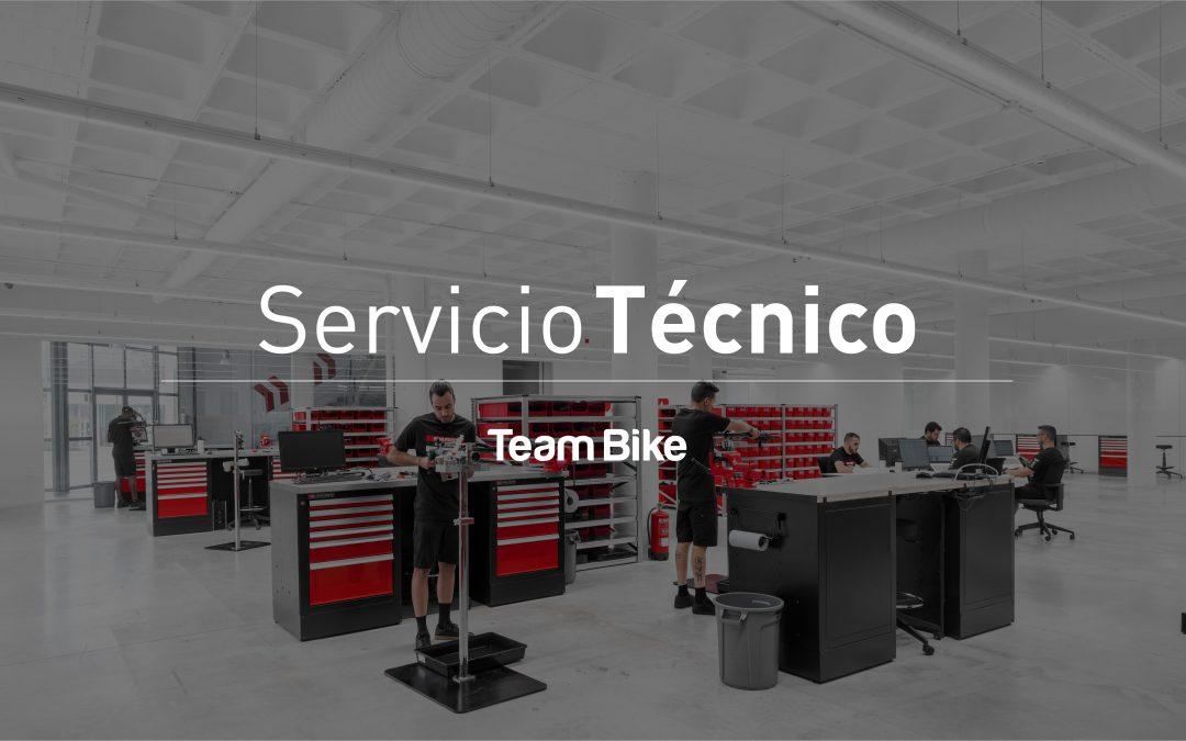 Nuevo Servicio Técnico