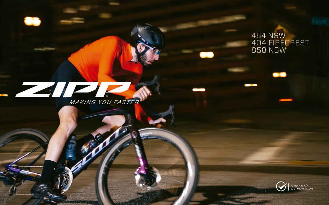ZIPP 454 NSW / 404 FIRECREST / 858 NSW